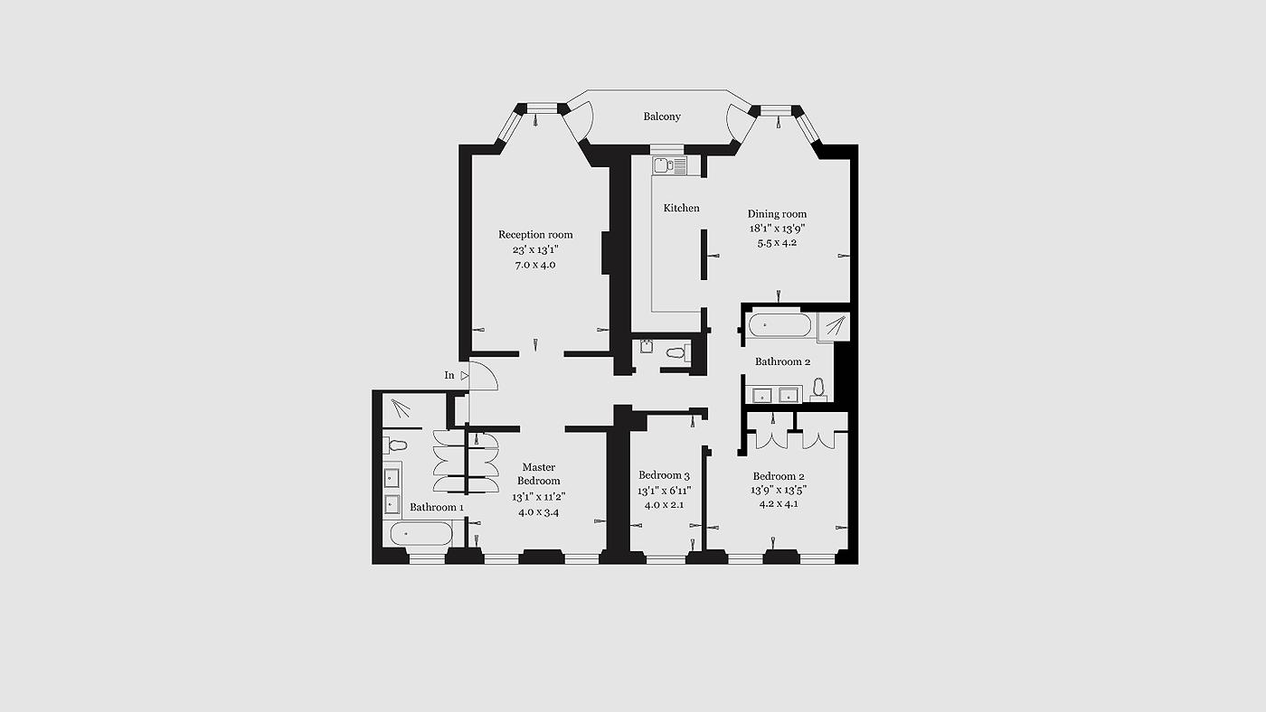 3rd Floor, Eaton Place - Kapital Estates